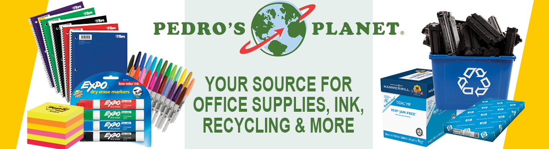 Pedro's Planet Office supplies & toner