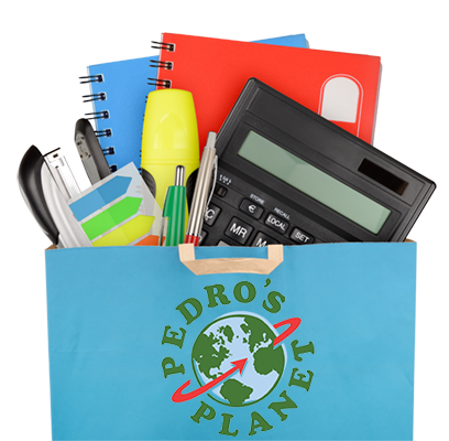 Pedros Planet Office Supplies